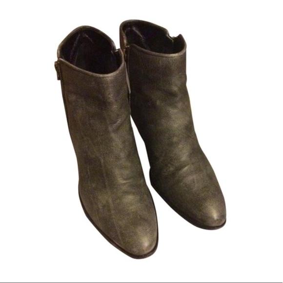 Giuseppe Zanotti Shoes - Giuseppe Zanotti Double Zip Booties